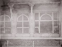 Futtehpore Sikri, Marble Screen to Tomb LACMA M.90.24.57.jpg