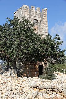 Tower of Gömeç