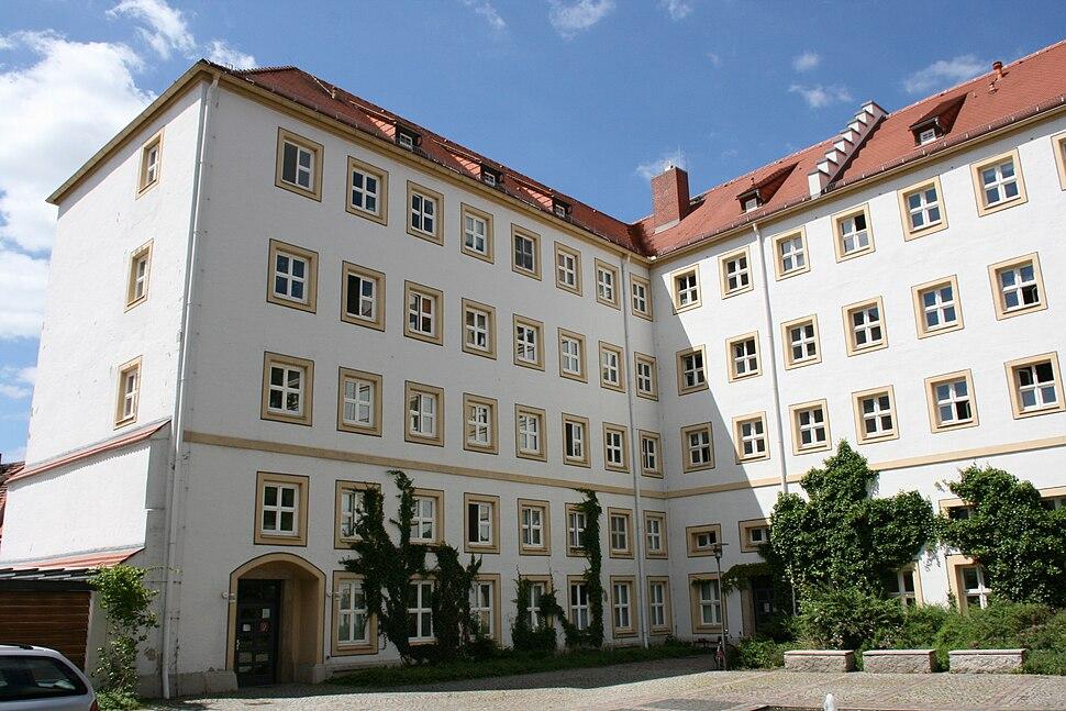 Görlitz - Bei der Peterskirche - Vogtshof 02 ies