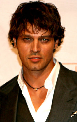Gabriel Garko - Gabriel Garko in Roma Fiction Fest (2009)