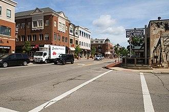 Gahanna, Ohio - Image: Gahanna, OH