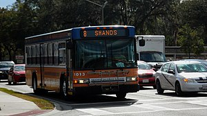 Gainesville Regional Transit System - Center