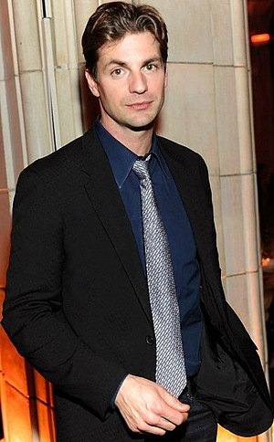 Gale Harold - Harold at the Plaza Hotel, NYC, 2012