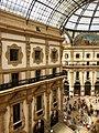 Galleria Vittorio Emanuele II , Estate 2019.jpg