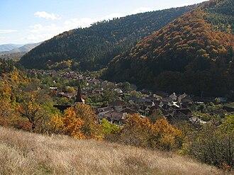 Săliște - Image: Gallusdorf