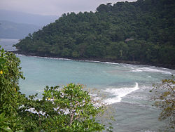Gapang Beach of Sabang