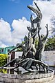 Garden Of Remembrance - Statue Of The Children of Lir by Oisín Kelly (Rebirth ^ Resurrection) - panoramio (6).jpg