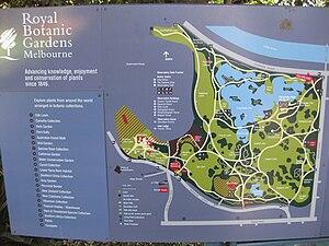 Royal Botanic Gardens Victoria - Image: Gardenology.org IMG 9267 rbgm 10dec
