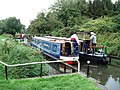 Garston Lock, Kennet and Avon Canal, Theale - geograph.org.uk - 1149668.jpg