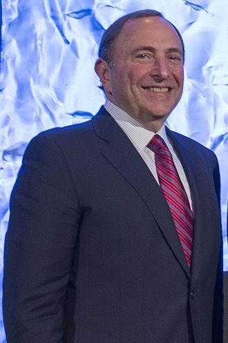 Gary Bettman - Bettman in 2016
