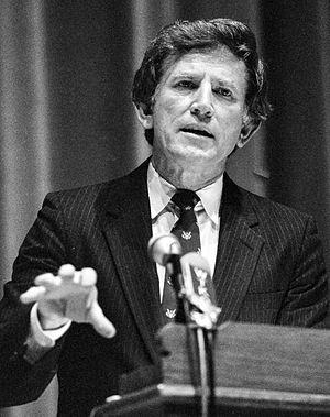 Gary Hart - Image: Gary Hart Senator in 1987