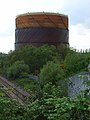 Gas-holder, Farnborough - geograph.org.uk - 166204.jpg