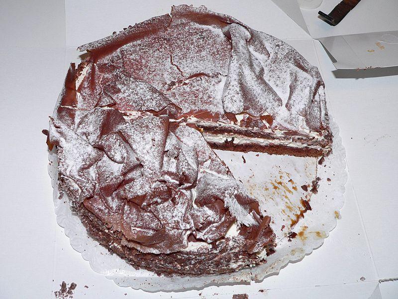 Cake Au Chocolat Eti Paykek