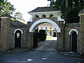 Gateway to the Old Vicarage, Elham - geograph.org.uk - 839878.jpg