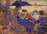 Gauguin - Der Einbaum - 1996.jpg