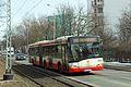 Gdańsk ulica Gdańska i autobus 148.JPG