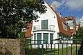 Gekoppelde villa (naamloos) in art-decostijl, Eugène Ysayelaan 3, 't Zoute (Knokke-Heist).JPG