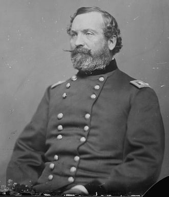 John Sedgwick - Sedgwick during the Civil War.