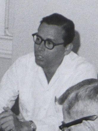 George Cadle Price - Price in 1965