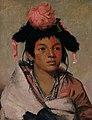 George Catlin - Tcha-káuk-o-ko-máugh, Great Chief, a Boy - 1985.66.225 - Smithsonian American Art Museum.jpg