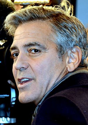 The Monuments Men - Image: George Clooney 2014
