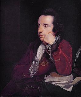 George Colman the Elder British writer
