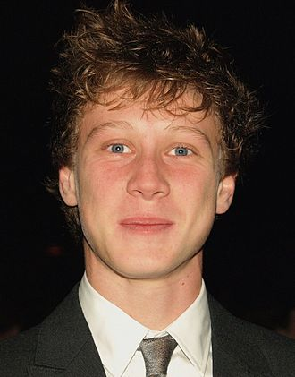 George MacKay (actor) - MacKay in 2009