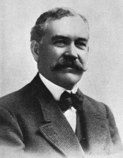 George T. Beck American politician and business entrepreneur in the U.S. state of Wyoming