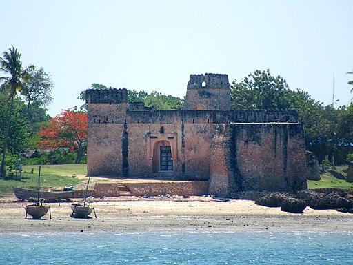 Gereza Kilwa Fort (33378301514)