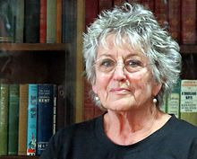 "Germaine Greer at the ""Humber Mouth"" Hull literature festival 2006"