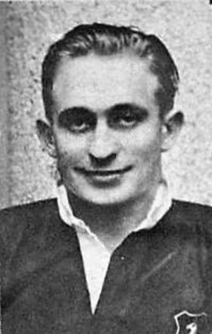 Gerry Brand - Gerry Brand in 1937.