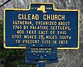 Gilead Church Marker.jpg