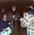 Gilles Gilbert & fans (1974).jpg