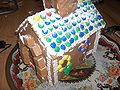 Gingerbread house with candy-3.JPG