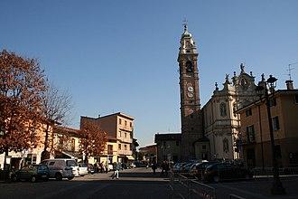 Osio Sotto - Pope John XXIII Square