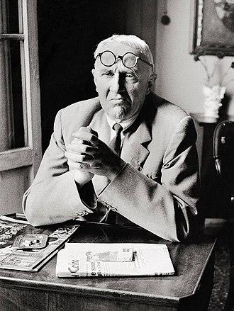 Giorgio Morandi - Image: Giorgio Morandi, cropped