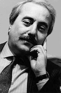 Giovanni Falcone Italian judge