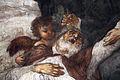 Giovanni da s. giovanni (in basso) e volterrano (in alto), s. felice soccorre s. massimo, 1636, 08.JPG