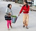 Girls Haul Basket - Pyin Oo Lwin - Myanmar (Burma) (12028945356).jpg