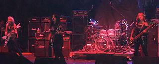 Girlschool British heavy metal band