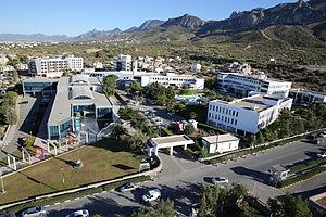 Girne Amerikan Üniversitesi Kampüs