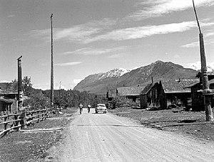 Gitsegukla - Gitsegukla, BC 1954