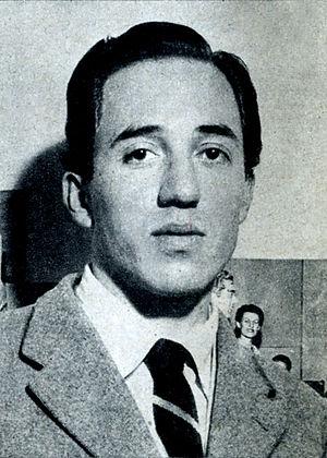 Giuseppe Patroni Griffi - Giuseppe Patroni Griffi in 1958