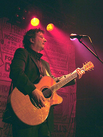 Glenn Tilbrook - Glenn Tilbrook at the Picturedrome, Yorkshire on 19 May 2007