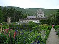 Glenveagh Castle and gardens - geograph.org.uk - 899601.jpg