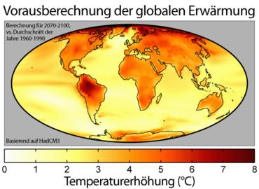 Folgen der globalen Erwärmung – Wikipedia