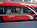 Go North East bus West Durham Swift livery in Newcastle 3 April 2009.JPG