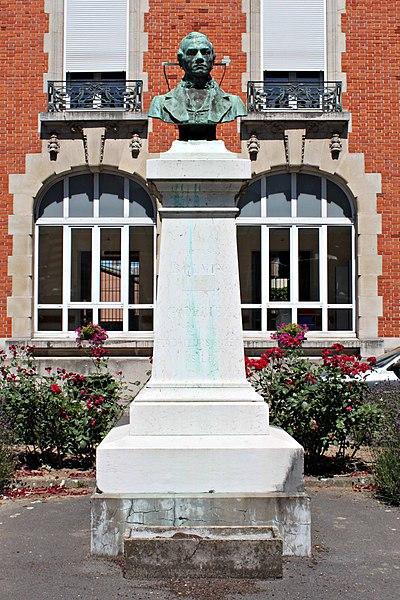CAMBRAI - Buste de Godeliez-Bolvin