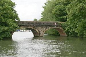 Godstow Bridge - Image: Godstow Bridge