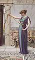 Godward - A Pompeian Lady 1891.jpg